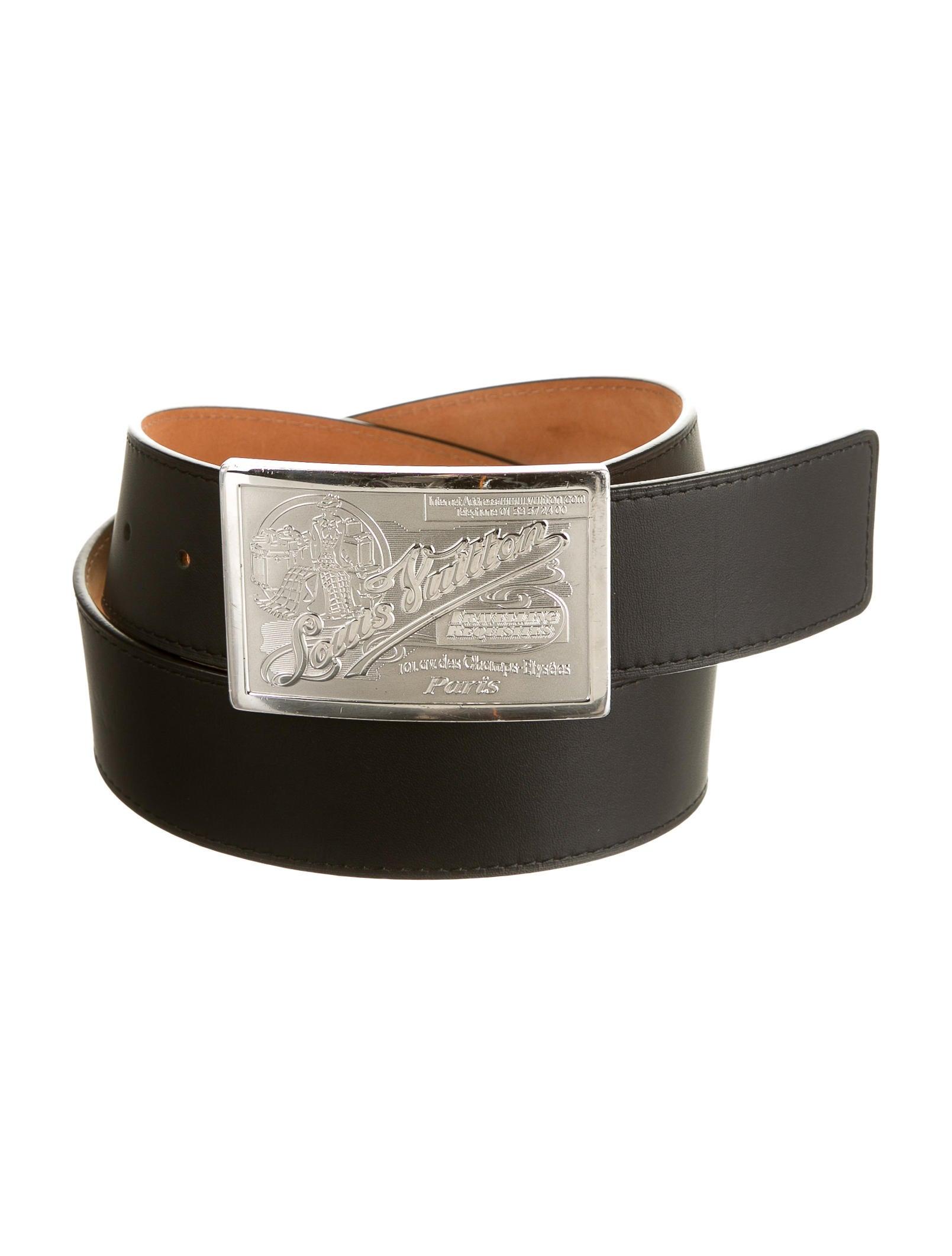 d2c858f644f5 Louis Vuitton Travelling Requisites Belt - Accessories - LOU36534 ...