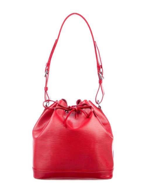 Louis Vuitton Epi Noé Red - image 1