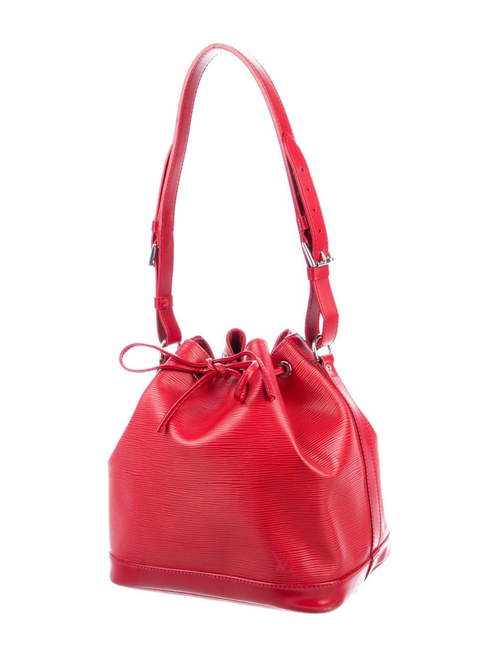 Louis Vuitton Epi Noé Red - image 3