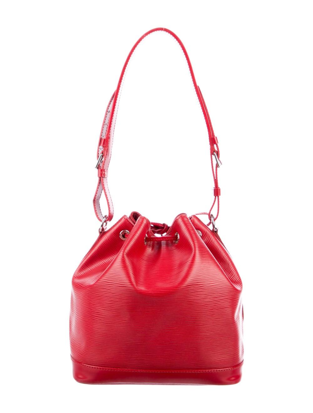 Louis Vuitton Epi Noé Red - image 4
