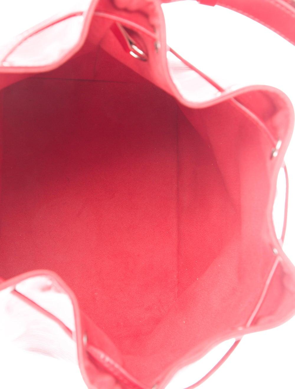 Louis Vuitton Epi Noé Red - image 5