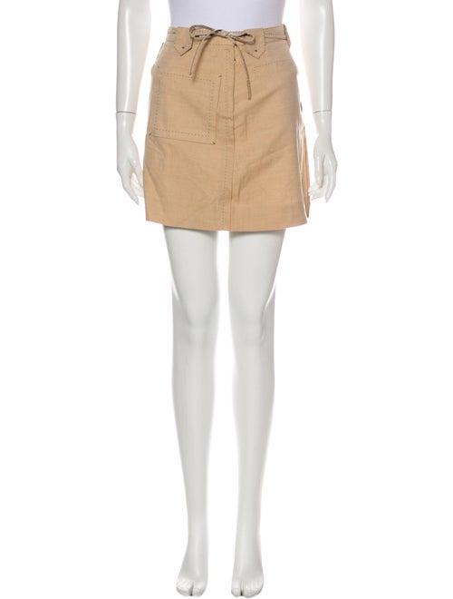Louis Vuitton Mini Skirt