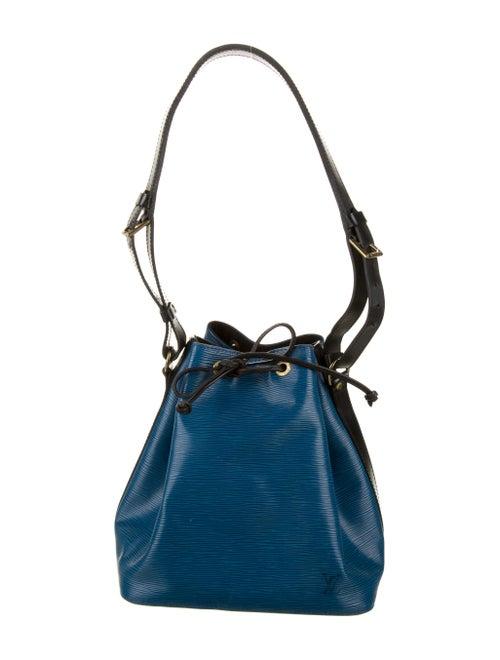 Louis Vuitton Vintage Epi Petit Noé Blue - image 1