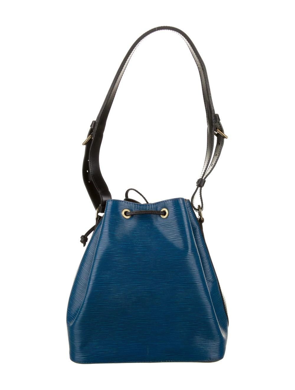 Louis Vuitton Vintage Epi Petit Noé Blue - image 4