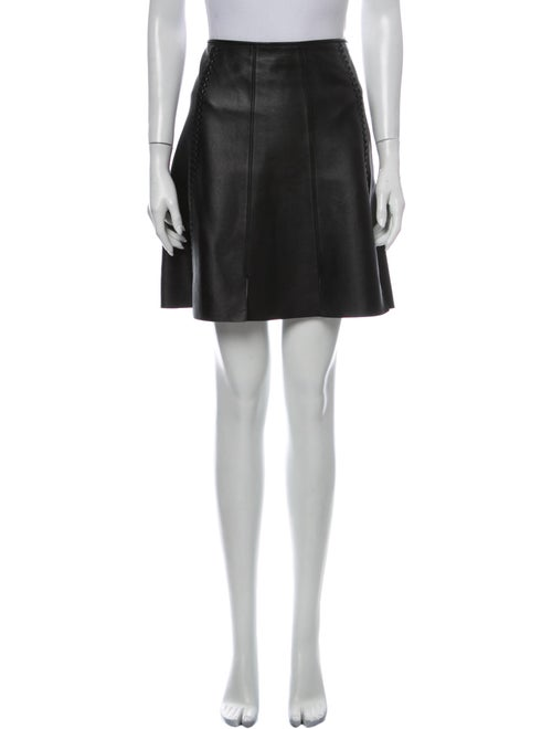 Louis Vuitton Mini Skirt Black