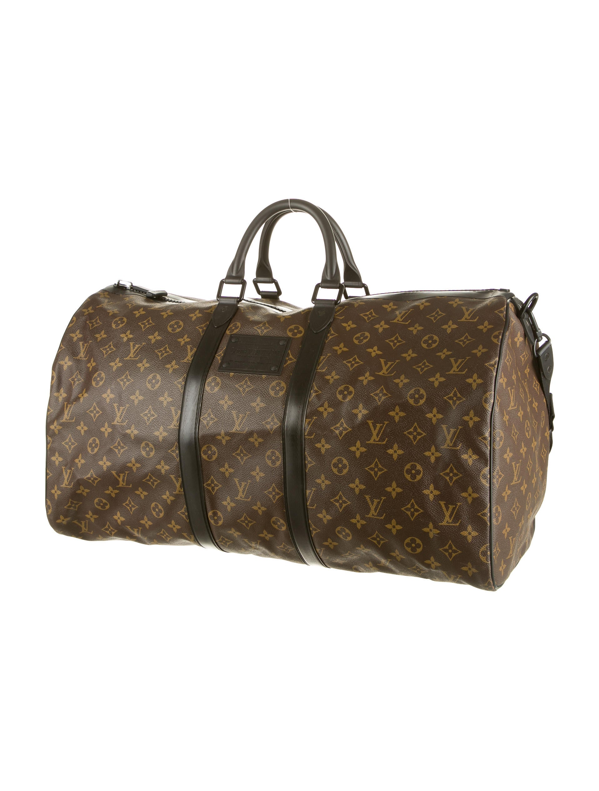 louis vuitton waterproof keepall 55 luggage lou37530. Black Bedroom Furniture Sets. Home Design Ideas