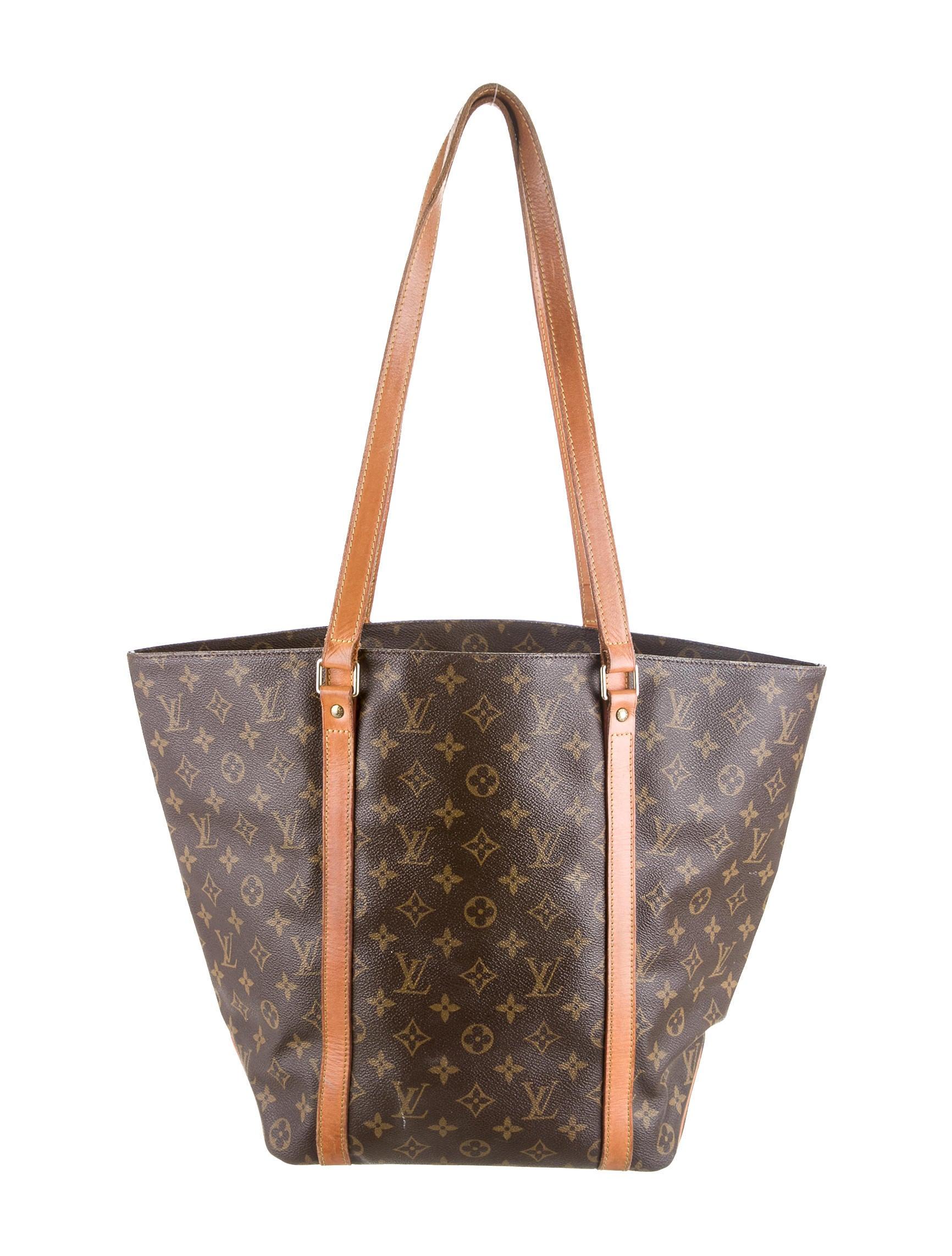 louis vuitton sac shopping tote handbags lou37948. Black Bedroom Furniture Sets. Home Design Ideas