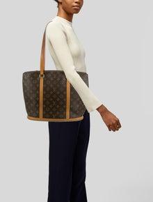 Louis Vuitton Monogram Babylone Tote