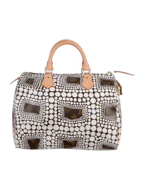 aa5066e20cb6 Louis Vuitton Yayoi Kusama Speedy 30 - Handbags - LOU38684