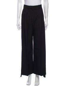 Louis Vuitton Wool Wide Leg Pants