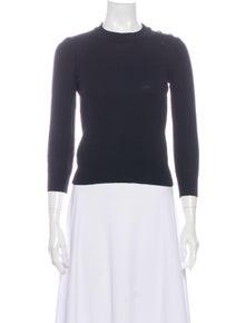 Louis Vuitton Wool Crew Neck Sweater