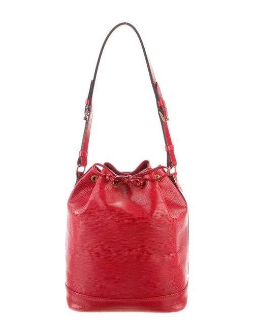 Louis Vuitton Louis Vuitton Vintage Epi Noé Red