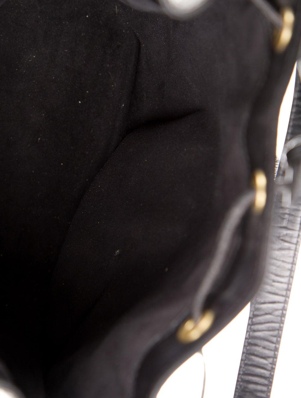 Louis Vuitton Epi Petit Noé Black - image 5