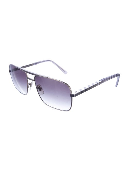 618faa1872a9 Louis Vuitton Attitude Aviator Sunglasses - Accessories - LOU40376 ...