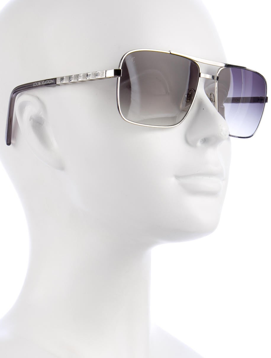Louis Vuitton Atude Sunglasses  louis vuitton atude sunglasses accessories lou40376 the