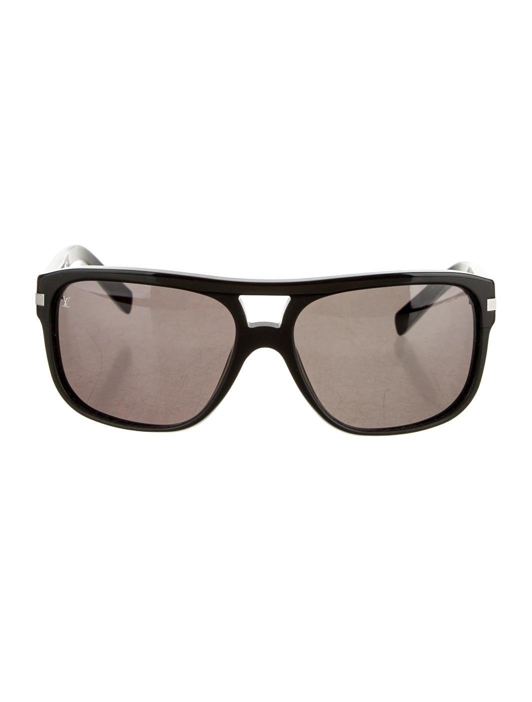 1604f8efab51 Louis Vuitton Possession Pilote Sunglasses - Accessories - LOU40731 ...