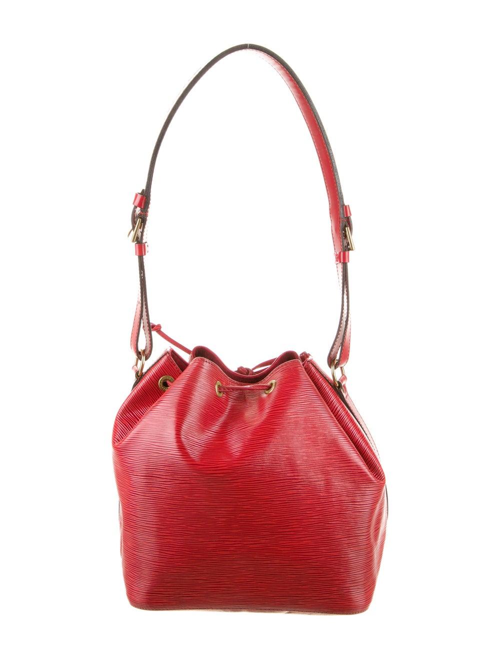 Louis Vuitton Epi Petit Noe Red - image 4