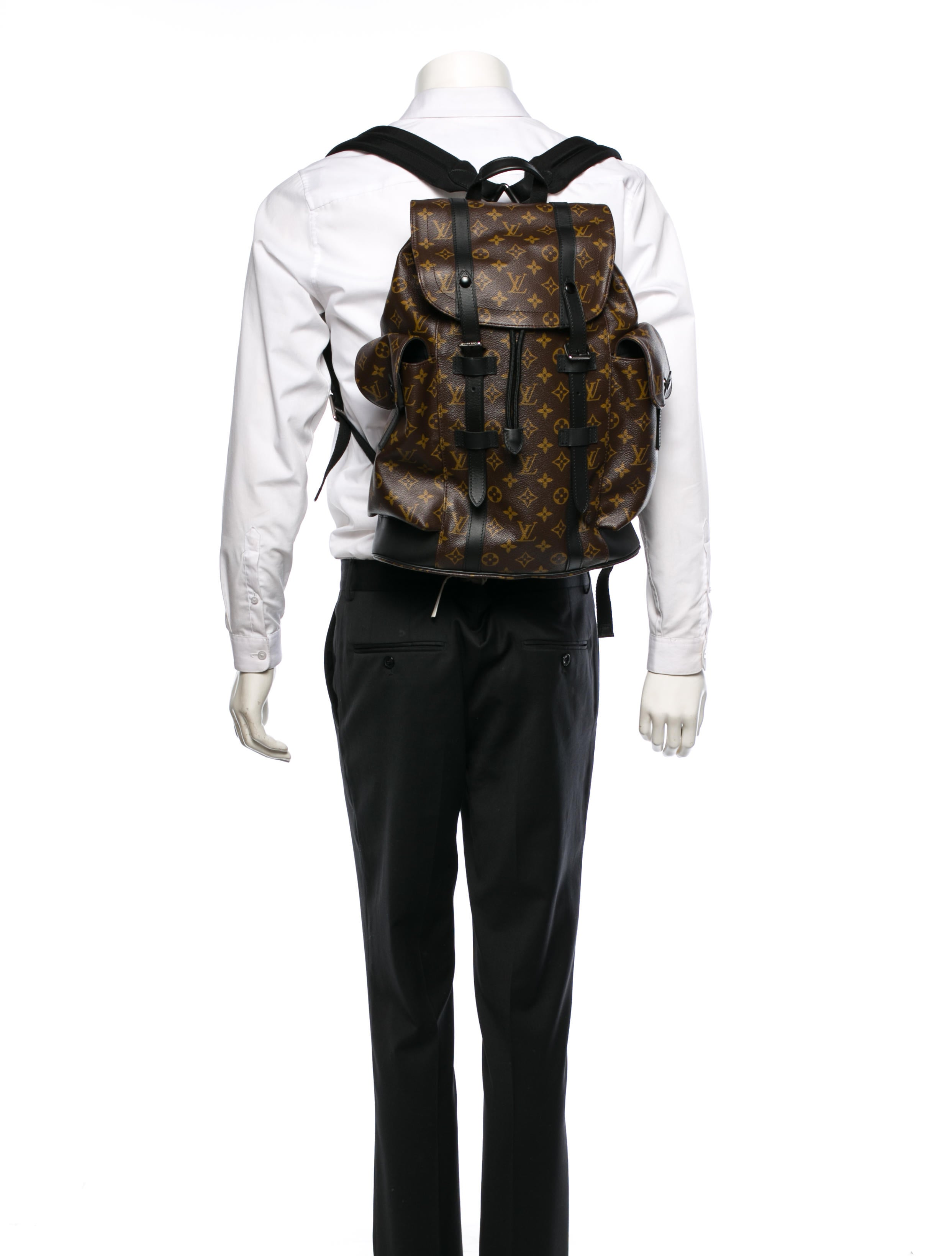 Louis Vuitton Christopher PM Backpack Bags LOU