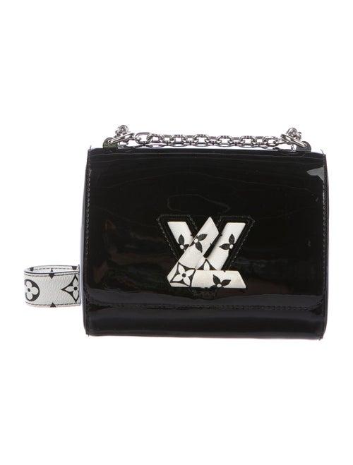 Louis Vuitton Monogram Infrarouge Twist PM Black