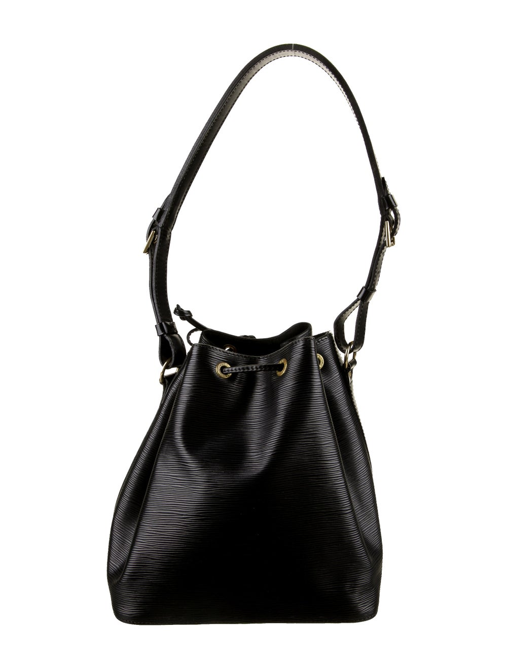 Louis Vuitton Epi Petit Noé Black - image 4