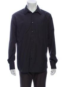 Louis Vuitton Long Sleeve Dress Shirt