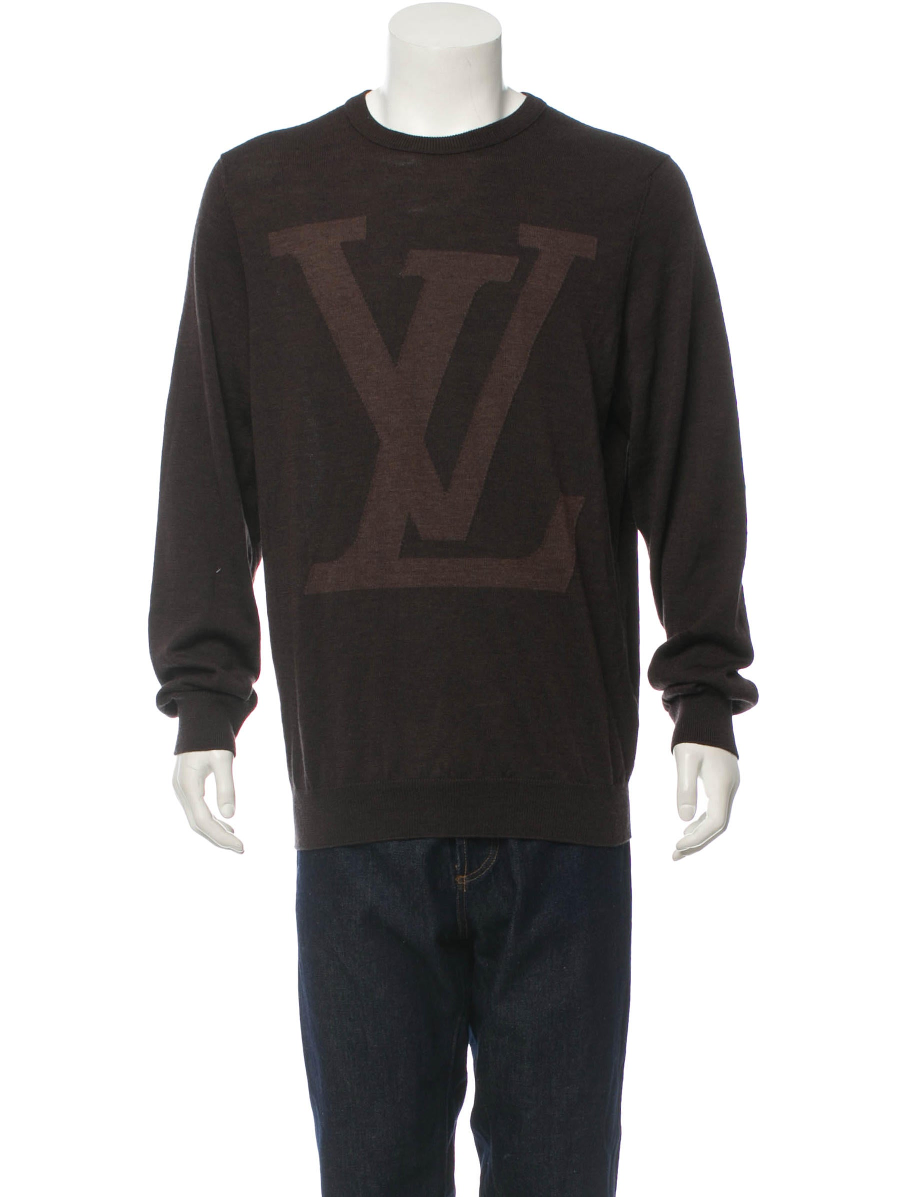 Louis Vuitton Man Sweater 52