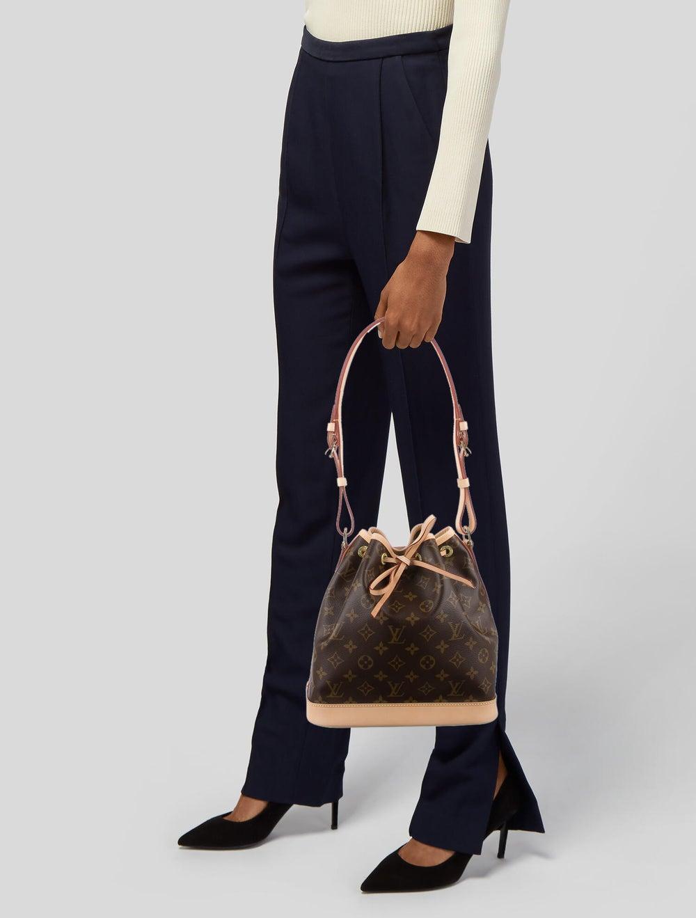 Louis Vuitton 2021 Monogram Petit Noé Brown - image 2