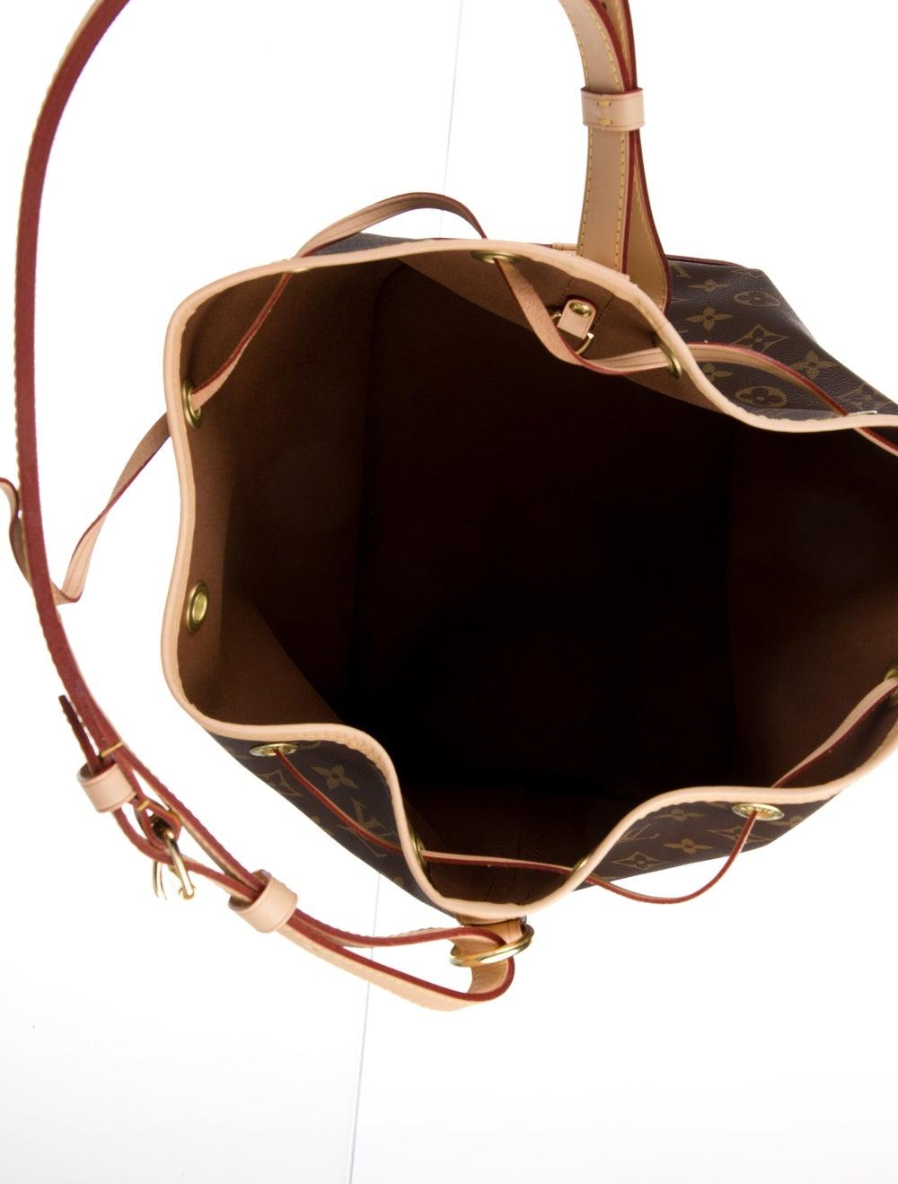 Louis Vuitton 2021 Monogram Petit Noé Brown - image 5