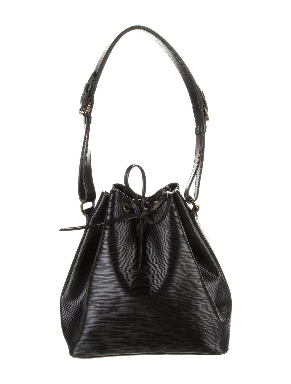 Louis Vuitton Vintage Epi Petit Noé Black - image 1