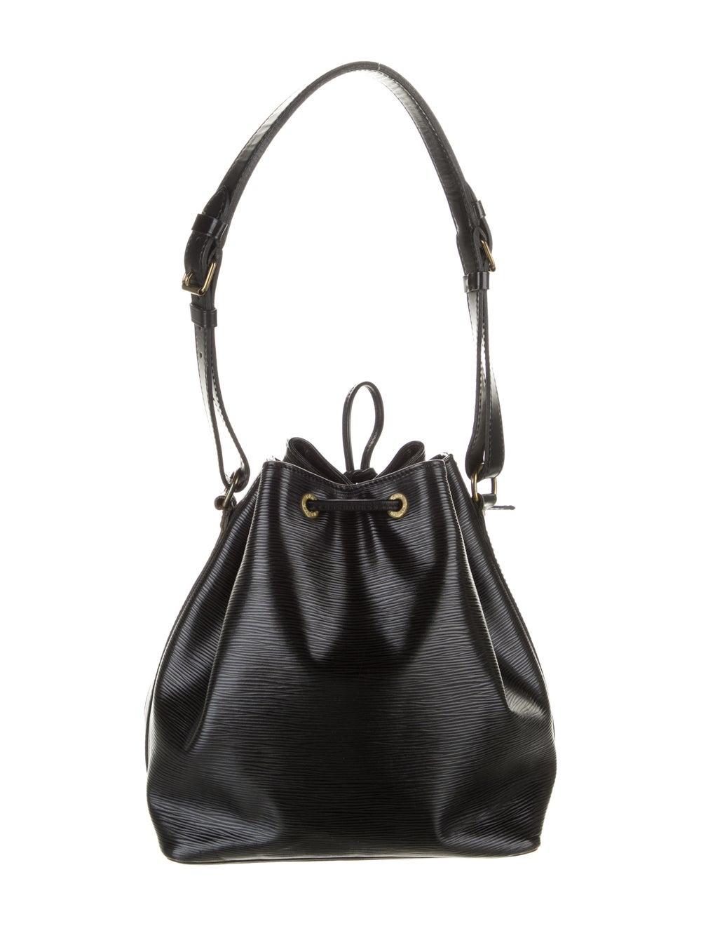 Louis Vuitton Vintage Epi Petit Noé Black - image 4