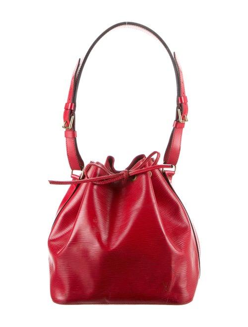 Louis Vuitton Vintage Epi Petit Noe Red - image 1