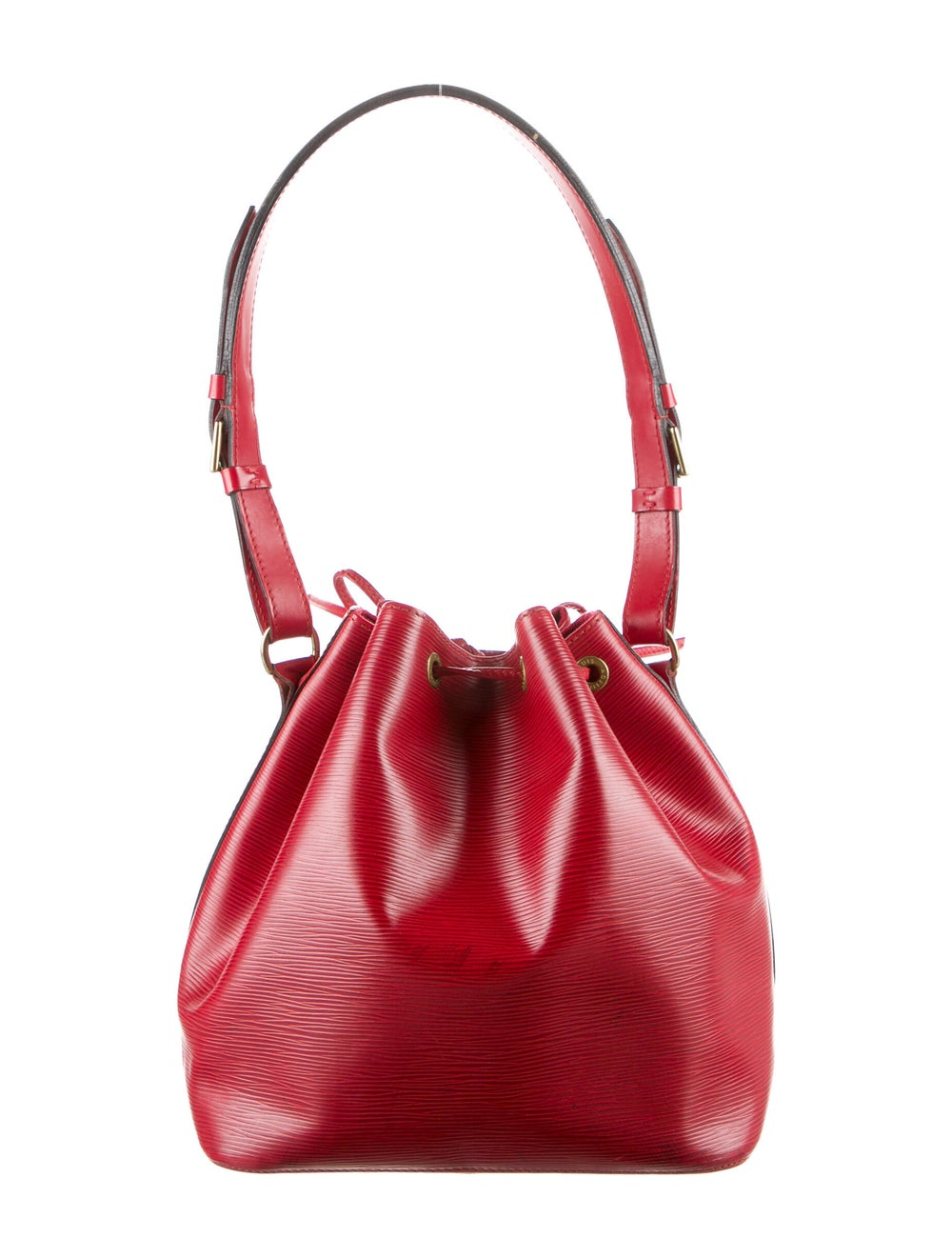 Louis Vuitton Vintage Epi Petit Noe Red - image 4