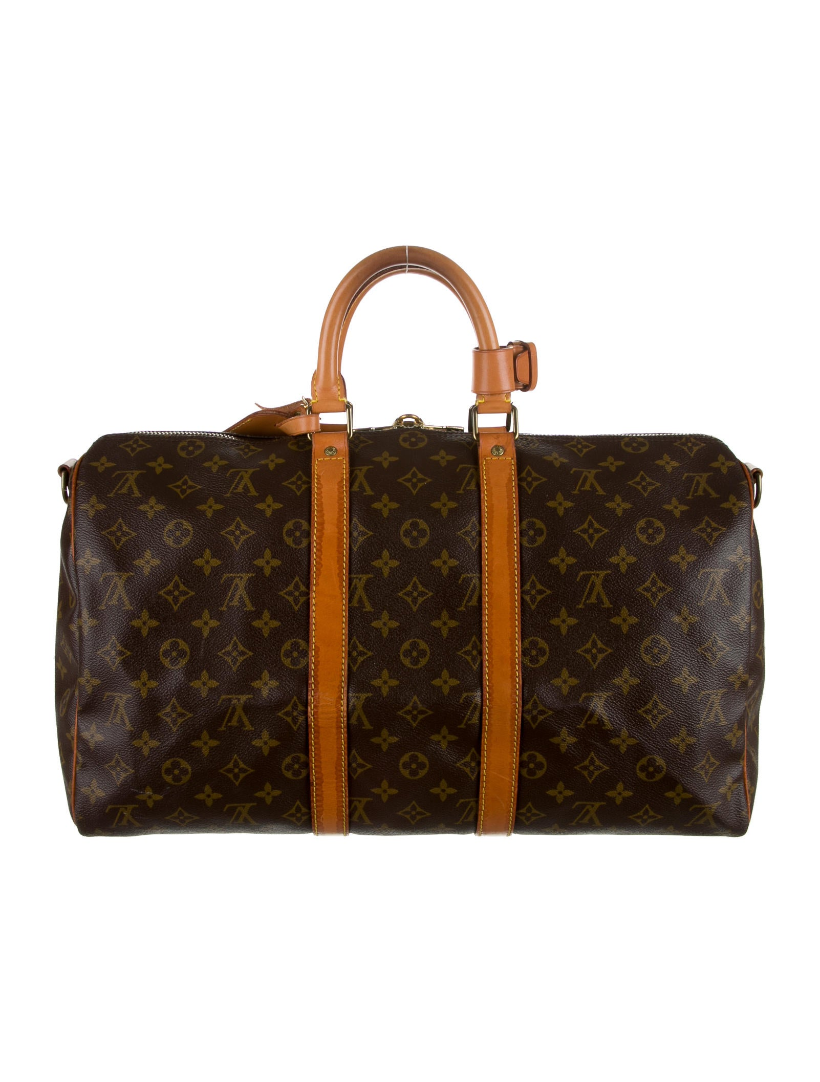 louis vuitton monogram keepall bandouli re 45 handbags. Black Bedroom Furniture Sets. Home Design Ideas