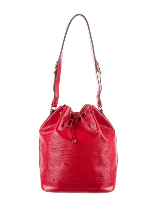 Louis Vuitton Vintage Epi Noé Red - image 1