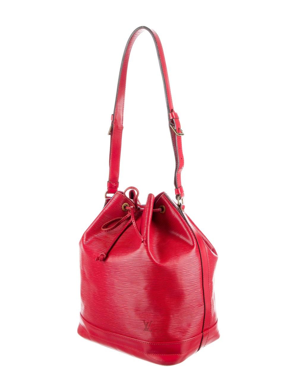 Louis Vuitton Vintage Epi Noé Red - image 3