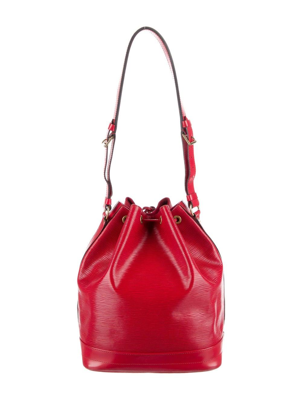 Louis Vuitton Vintage Epi Noé Red - image 4