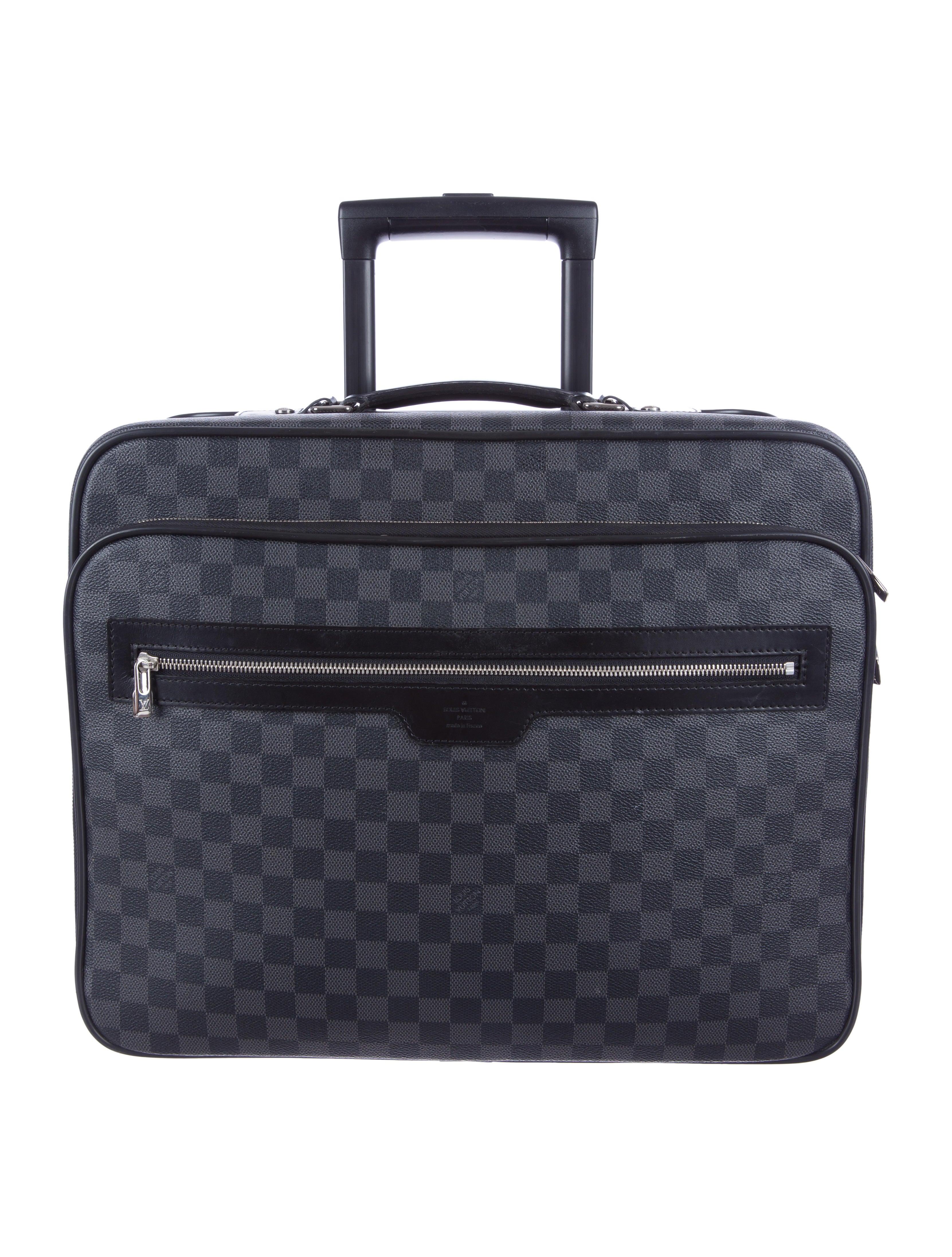 2c2bd3591d0 Louis Vuitton Damier Graphite Pilot Case - Bags - LOU45073