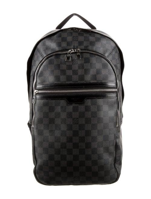 Louis Vuitton Damier Graphite Michael Backpack Gr… - image 1