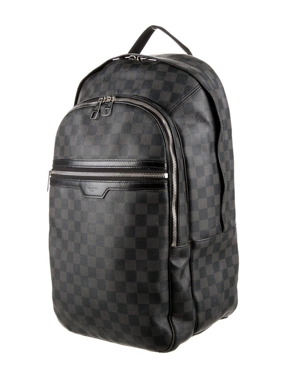 Louis Vuitton Damier Graphite Michael Backpack Gr… - image 2