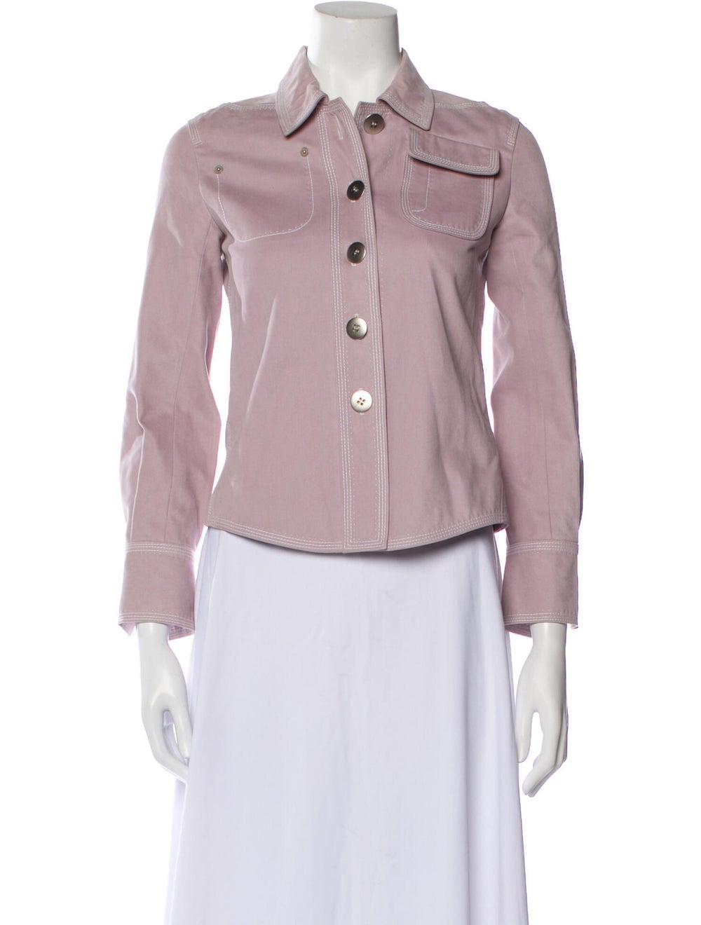 Louis Vuitton Denim Jacket Denim - image 1