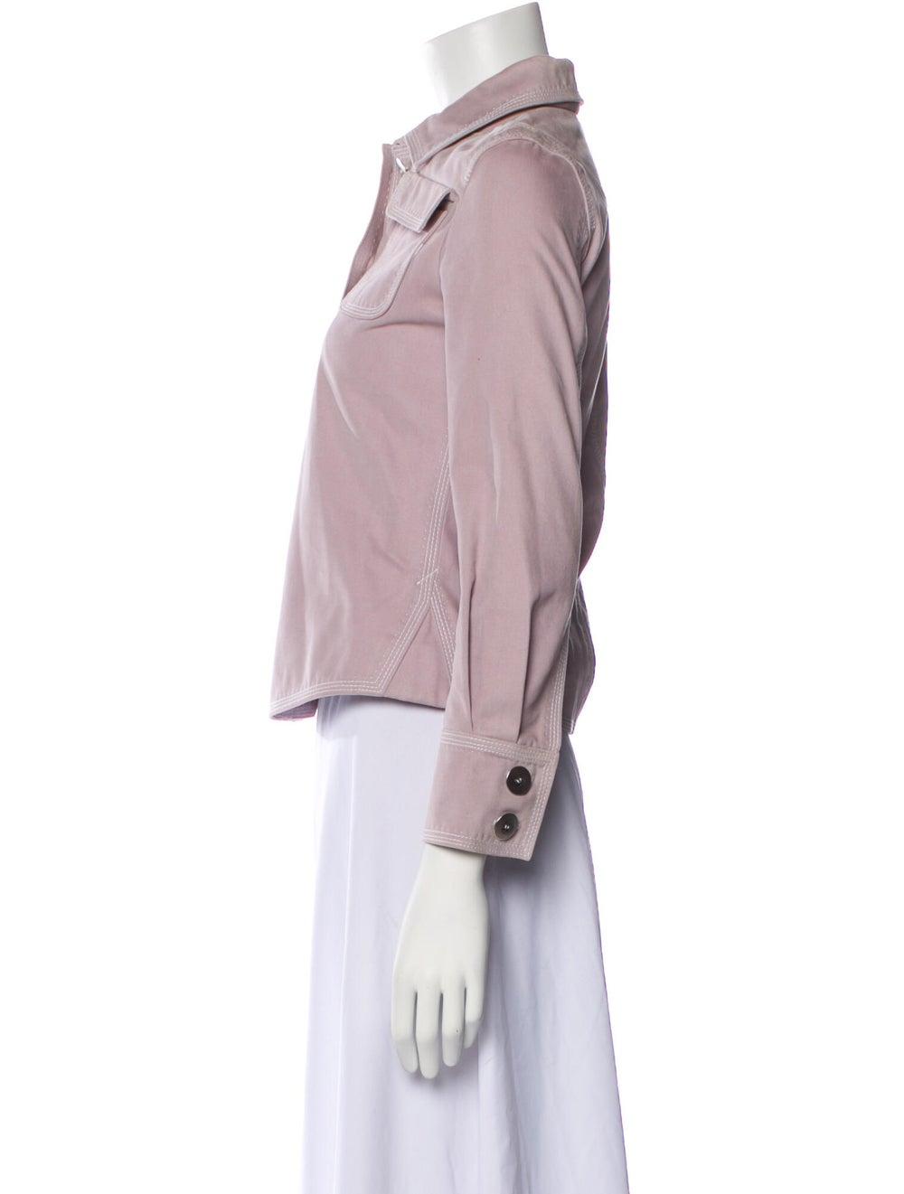 Louis Vuitton Denim Jacket Denim - image 2