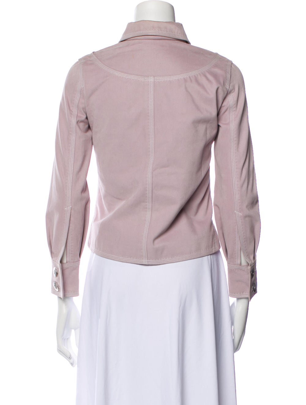 Louis Vuitton Denim Jacket Denim - image 3