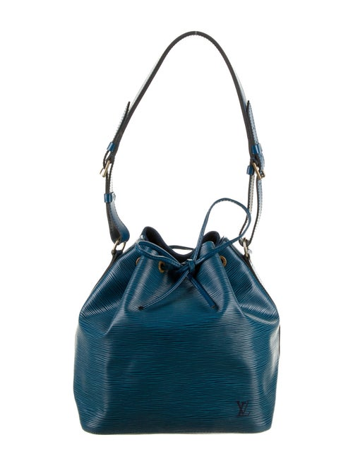 Louis Vuitton Epi Noé PM Blue