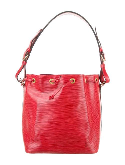 Louis Vuitton Epi Petit Noé Red