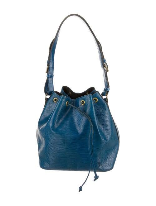 Louis Vuitton Epi Petit Noé Blue