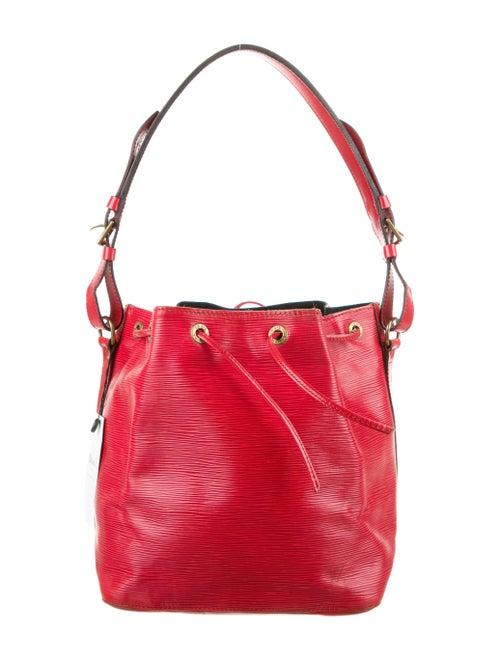 Louis Vuitton Epi Noé PM Red