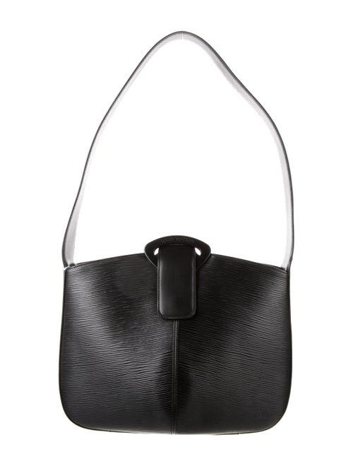 Louis Vuitton Vintage Epi Reverie Bag Black