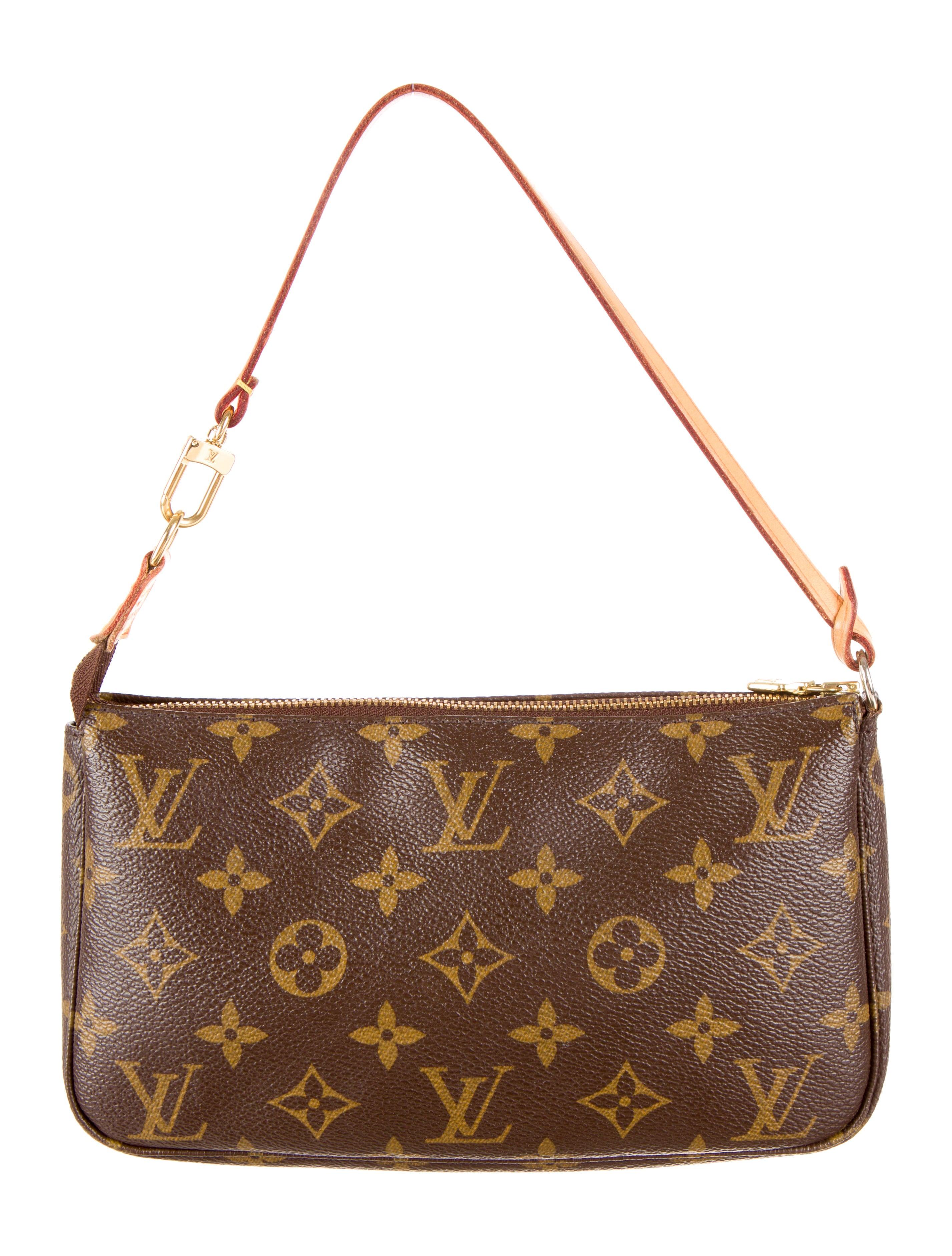 louis vuitton pochette accessoires handbags lou46188. Black Bedroom Furniture Sets. Home Design Ideas