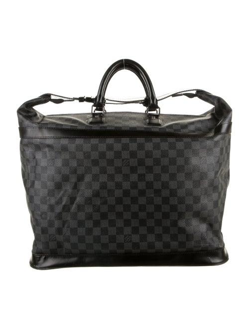 Louis Vuitton Damier Graphite Grimaud Black