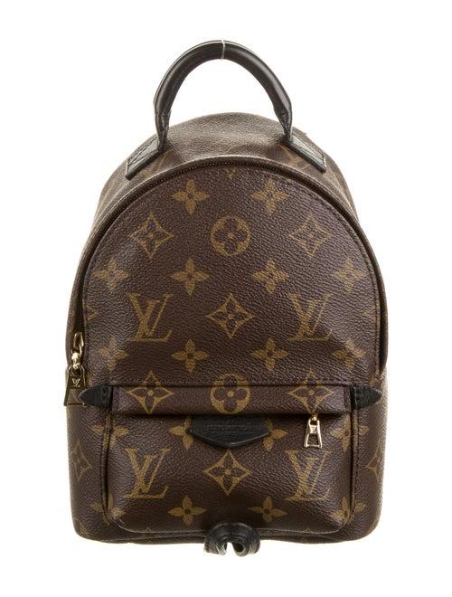 Louis Vuitton Monogram Palm Springs Mini Backpack
